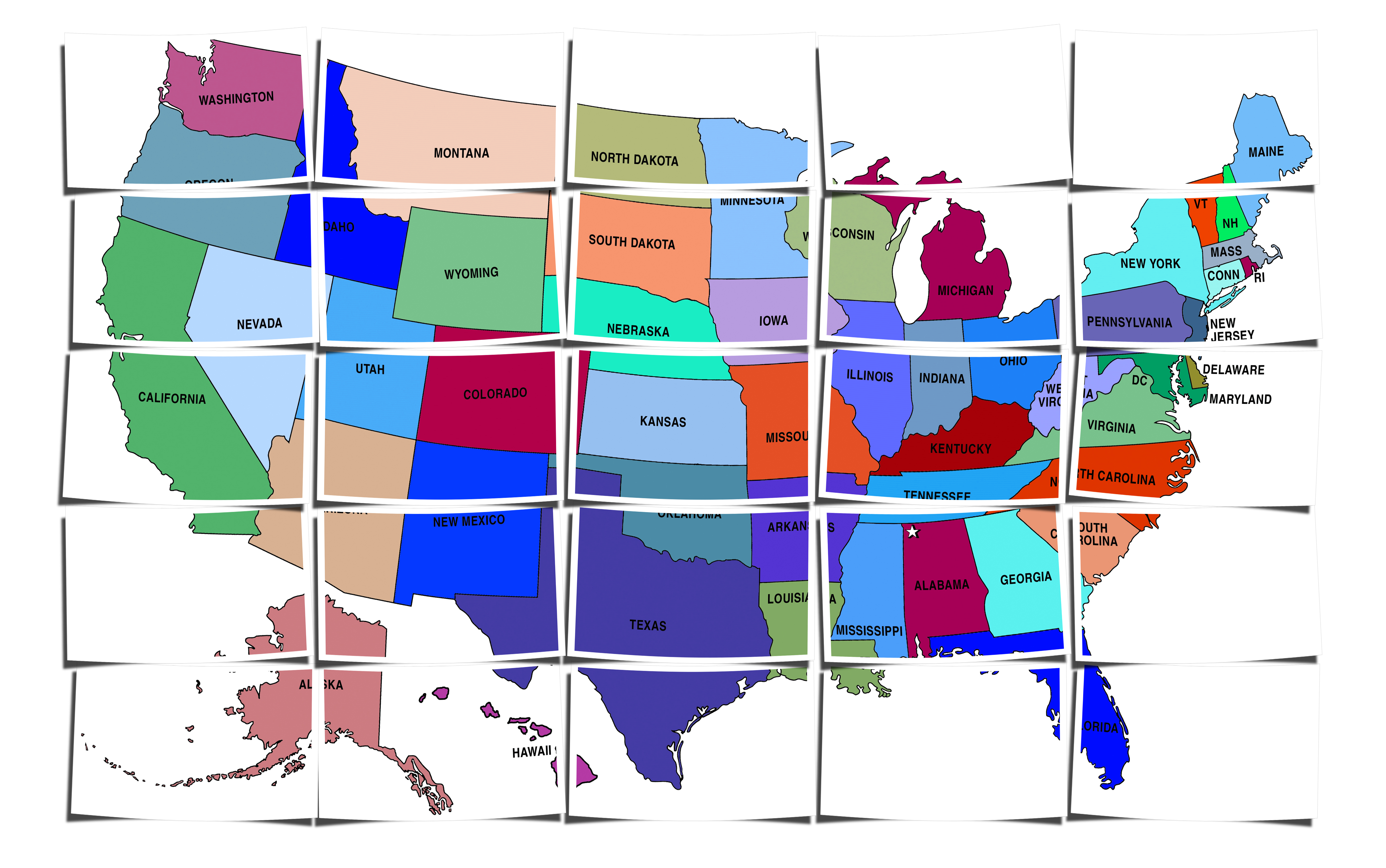 No State Income Tax States Map.9 States Without A State Income Tax Kwlms