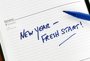 8 Easy New Year's Resolutions