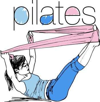 Pilates is a form of physical and mental conditioning that was developed in the early 20th century.